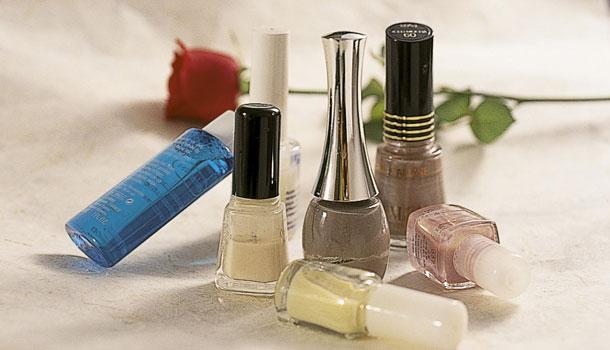 不上妆的指甲 如何让你的纤纤玉手充满魅力