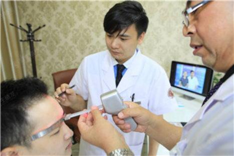 昆明植发首选技术――新生植发TDDP毛发种植体系 效果好收费合理