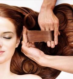 拥有一头亮丽头发,秀出女性的动人特质