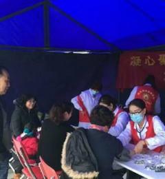 杭州保贝志愿者服务队走进各大社区