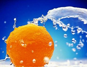 橙子神奇美容护肤功效令皮肤越来越紧致