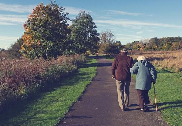 老人懂得养心 方可优雅地变老