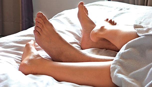 """性爱是有效的止痛剂 让你真""""性福"""""""
