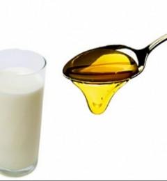 蜂蜜加牛奶可以起到减肥的功效
