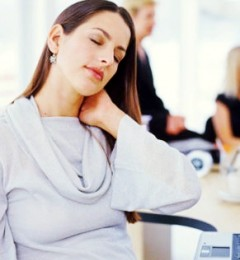 预防职业病 只需常按四大养生穴位