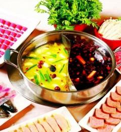 冬令火锅最健康的吃法!