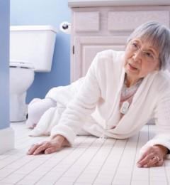 肌少症使老年女性跌倒风险增加