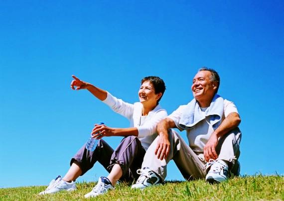 健康的老人 一般没这些坏习惯