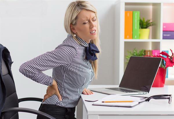 椎间盘突出、结石、肾虚导致腰痛的机理各异 中医调理大不同