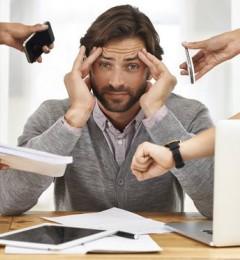 研究发现心理压力可引起的心肌缺血