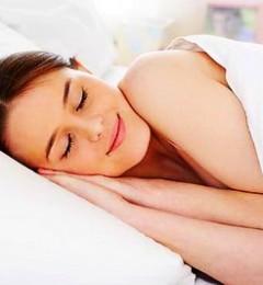 女人睡得好是养颜养生的最好方法