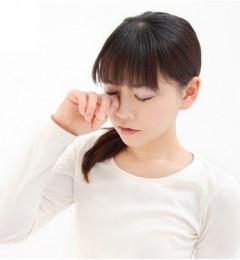 眼睛老是干涩、酸痛 干眼症上身有原因