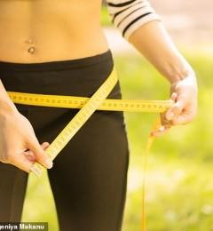 臀部小的女性可能易患糖尿病和心脏病