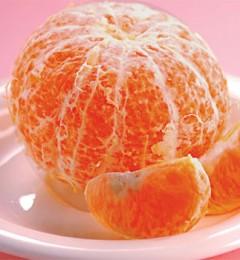 吃柑橘不抽丝可以抗发炎