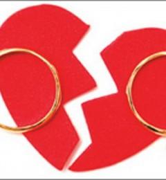 破碎的婚姻总使心情陷入低潮