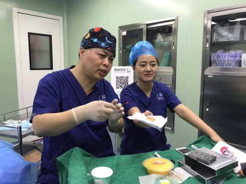 专访常好丽格郭昌灏:AAT自体活性脂肪精雕是如何做到活性取脂的