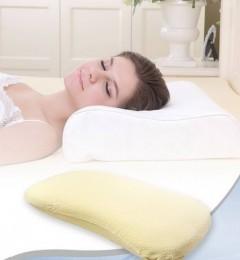 一觉醒来腰酸脖子疼 可能与你的枕头有关