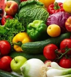 蔬菜与水果对健康具有神奇的功效