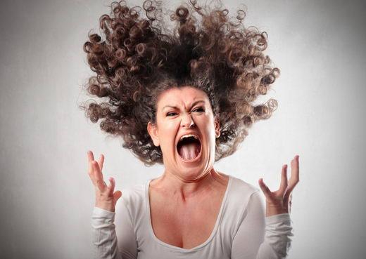 气大伤身 生气会导致女性朋友内分泌的紊乱和失调