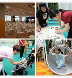 青青藤幼儿园联合中检学会为家长举办营养健康专家讲座