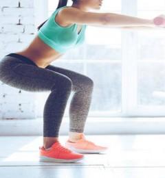 这样做运动有效保持骨盆底肌的健康!