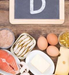 真正护骨防疏松 维生素D+钙是绝配