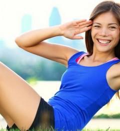运动可以让人快乐起来 可显著降低忧郁症状