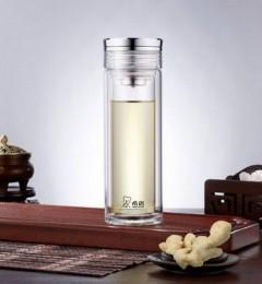 黄梅雨季,希诺杯里祛湿茶喝起来