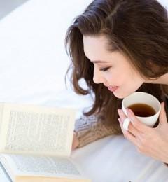 一个人的闲暇时光 让阅读带来快乐