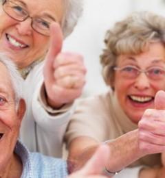"""老年人做到""""三慢四快"""" 长寿不是梦想"""