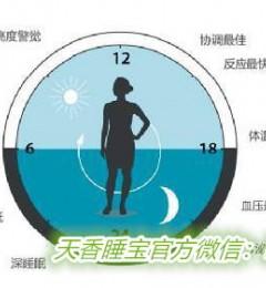 """失眠背后控的""""生物钟"""",天香睡宝二代用好睡眠对安眠药说""""不"""""""