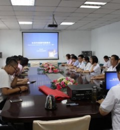 济南中医肝病医院特邀陈士俊专家开展自发性细菌性腹膜炎业务学习