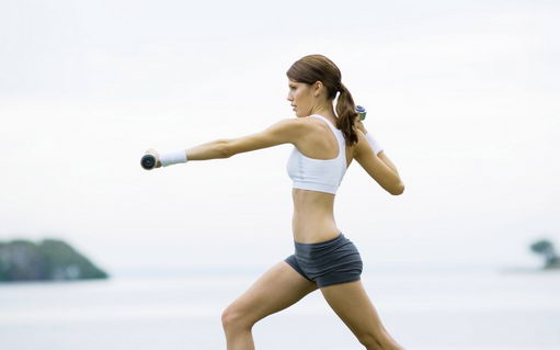 每天锻炼30分钟 强健体魄延长寿命!
