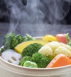 """秋燥皮肤痒 吃""""蒸菜""""降三高、预防心血管疾病、抗老化"""