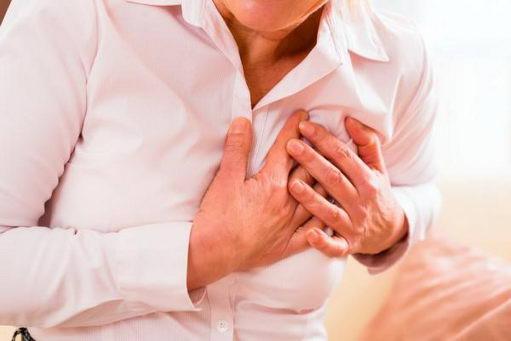 """男女心脏病症状的差异 都有哪些""""非典型症状""""?"""