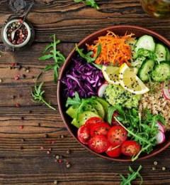 最近研究显示素食者中风风险较高 素食是个不健康的选择?