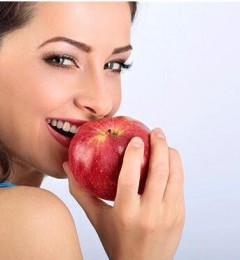 一天一苹果,防痛经又减肥 医生远离我
