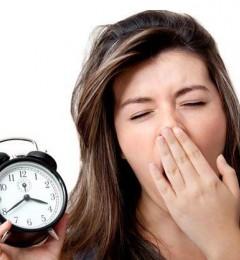 生物钟失调会造成失眠、体力变差、内分泌失调