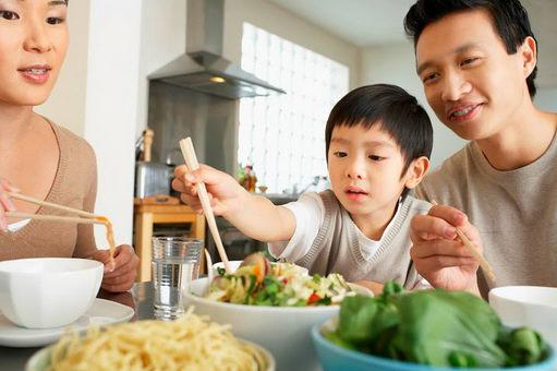 掌握住吃饭的科学节奏,就能够吃出好身体