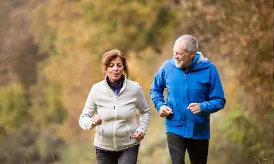 60岁之后代谢减弱 想运动瘦身如此不易!