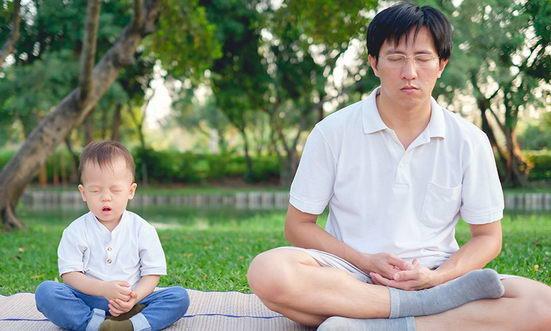 什么样的父母就有什么样的孩子 孩子出生使我们重新成长一次