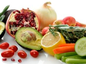 夏日减肥 不可缺少的五种蔬果