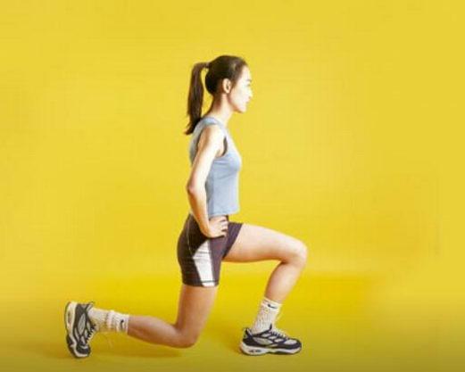 强化大腿前、后侧肌肉 轻松拥有一双美腿