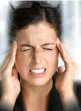 """偏头痛反复发作 可能是身体""""虚寒""""所至"""