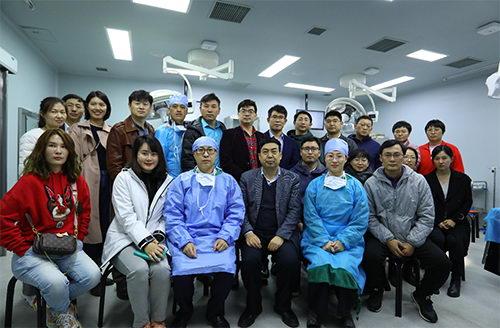 丽格学院第三届鼻综合手术研习班圆满落幕――探索与创新永无止境