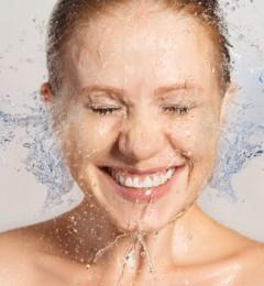 完美脸部肌肤自古都是洗出来!