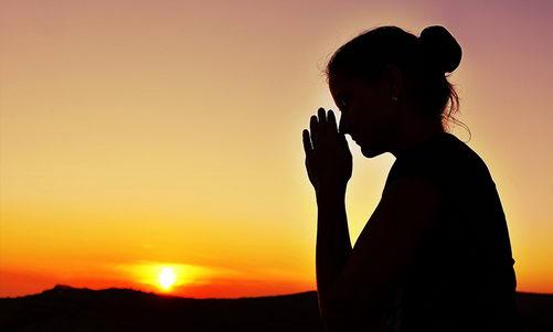 生命在祷告