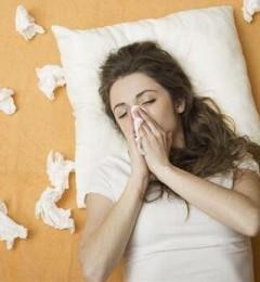 过敏原容易进入人体,呼吸道过敏多半与空气有关