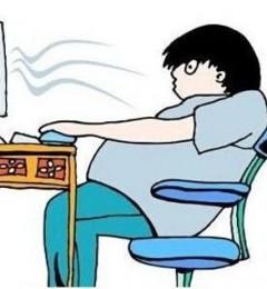 武汉汉西博仕肛肠医院:长时间坐着容易得痔疮吗