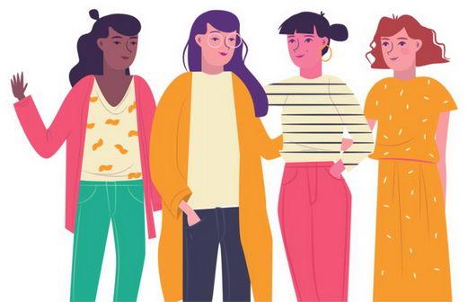 女性不满意她们的乳房形象,会影响身心的健康